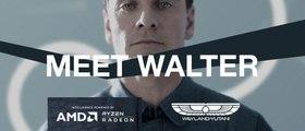 "ALIEN COVENANT - Trailer VOST Bande-annonce ""Meet Walter"" (Prometheus 2 - Ridley Scott)[Full HD,1920x1080]"