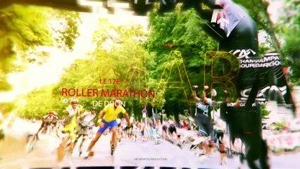 Teaser Roller Marathon Dijon 2017