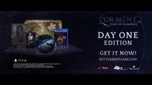 Torment Tides of Numenera - Accolades Trailer  PS4 [Full HD,1920x1080]