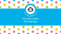 ARABIC Baby Girl Names A-M Top 50, 2018 's Top15, Awesome