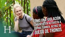 Sophie Turner en 'Women for Women'