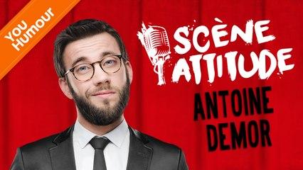 SCÈNE ATTITUDE - Antoine Demor