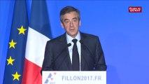 François Fillon : « Je veux faire 100 milliards d'euros d'économies de dépense publique »