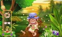 Животное животные Дети Детка ребенок забота для Игры волосы джунгли Дети или или салон |