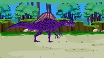 Dinosaurs Cartoon Short Film For Children | Dinosarus Finger Family & Short Movies For Kid