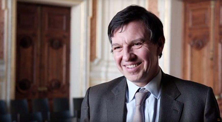 Jérôme Barré : interview lors de l'Orange Jobs Day, à Lyon (16/02/2017)