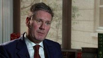Keir Starmer on EU nationals in the UK