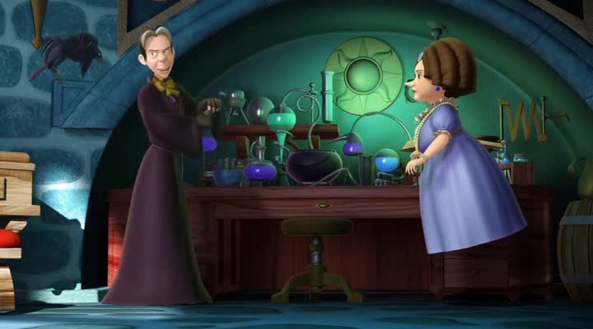 Sofia The First S 3 E 3 Cedric Be Good Video Dailymotion