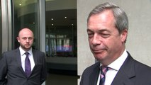 Farage warns Lords: A vote against Brexit is a vote for abolition