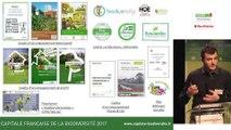 Aménager, rénover et bâtir en favorisant la biodiversité, enjeux pour les collectivités dans le contexte du changement climatique par Marc Barra, écologue, Natureparif