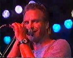 Sting & Andy Summers - Message in a bottle Live 1990 Montreux JF