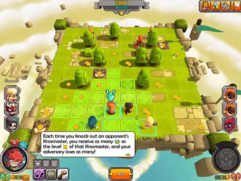 Krosmaster Arena Gameplay iOS / Android / PC