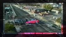 Crash into level crossings across Ireland