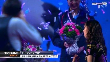 beIN SPORTS : Tribune VIP avec Yuan Jia Nan