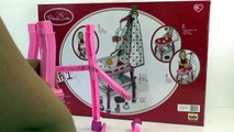 Princesse Coralie – Démo du lit de poupée 3 en 1 français Dans cette vidéo, nous allons ou