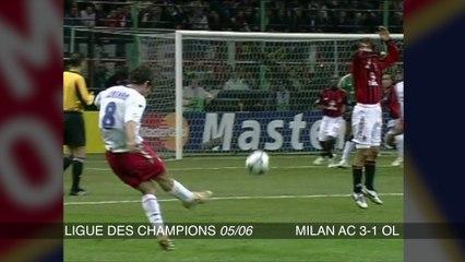 2005-2006 : Milan AC - OL