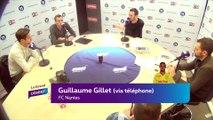 Guillaume Gillet : «  Je n'ai pas fait une croix sur les Diables Rouges »
