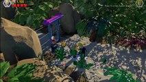 Lego Jurassic World Game Play Fullmovie  Lego Jurassic World Video Game For Kids 4