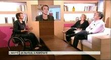 Chantal ROBERT - Magazine de la Santé - Survivre après l'accident - France 5
