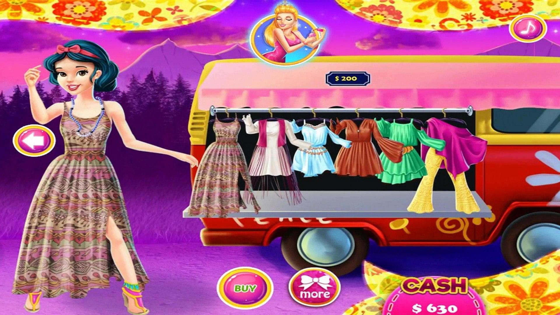 И дисней платье Мода для г г г г игра хиппи Дети Принцесса принцесс Рапунцель снег вверх белый