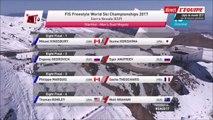 ChM 2017 freestyle et snowboard à Sierra Nevada, ski de bosses en parallèle H, 09 mars 2017 (à partir des 8e de finale)