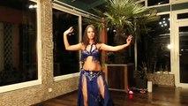 Alf Leila wa Leila          -                Belly Dancer Isabella 2015 HD