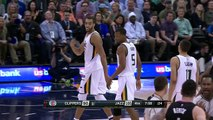 Rudy Gobert and Clippers Clash