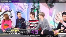 [POLSKIE NAPISY] 170311 Hello Counselor Behind the Scenes ft. JIN and JIMIN
