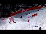 Kirill Finkelman (3rd run) | Men's para snowboard cross | Alpine Skiing | Sochi 2014 Paralympics
