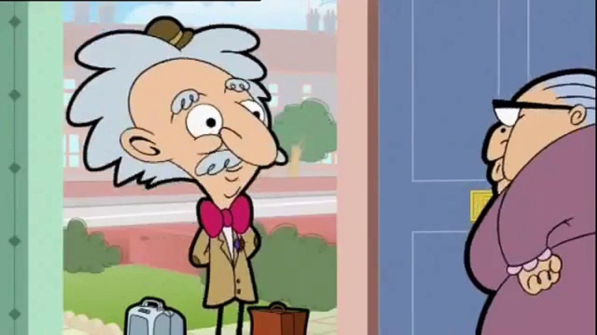 Mr Bean - Inventor - Animation Cartoon For Kids