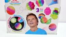 Rainbow Color Glow in the Dark Bouncy Ball Bonanza --- Alex Toys Do it yourself Kit - Car