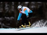 Carlos Thomatis (2nd run) | Men's para snowboard cross | Alpine Skiing | Sochi 2014 Paralympics