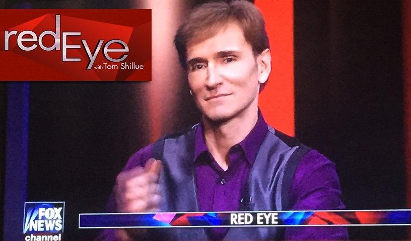 FOX NEWS RED EYE FUN | New Media Stew