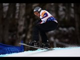 Tyler Burdick (1st run) | Men's para snowboard cross | Alpine Skiing | Sochi 2014 Paralympics