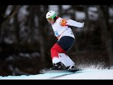Tyler Mosher (1st run) | Men's para snowboard cross | Alpine Skiing | Sochi 2014 Paralympics