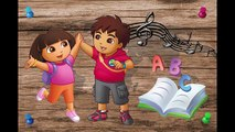 abecedario en inglés - Dora la exploradora - cancion del abecedario en ingles - videos educativos