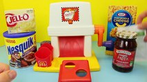 McDonalds Happy Meal Magic FRENCH FRY Maker Playset & Vintage McDonalds Food Toys DisneyCa