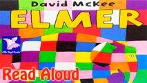 Elmer Read Aloud / Elmer the patchwork elephant