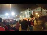 C1 Benfica Lisbon - Dynamo Kiev 25 Dynamo hooligans attack Benfica ultras