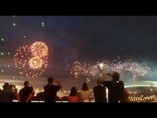 Fireworks Test