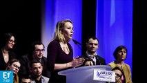 En meeting à Sens, la campagne très à droite de Marion Maréchal-Le Pen