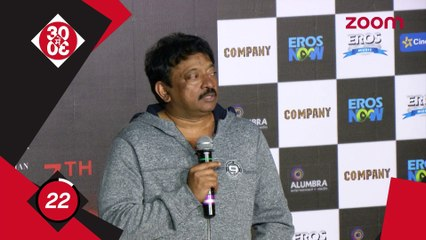 Ram Gopal Varma's Inappropriate Way To Promote His Film, Is Aamir Ok With Awards Show Now