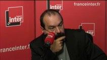 Philippe Martinez répond aux questions d'Alexandra Bensaid