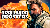 TROLLANDO BOOSTERS no Black Ops 3 [Call of Duty Funny Moments]