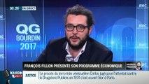 QG Bourdin 2017: Magnien président !: François Fillon a présenté son programme économique
