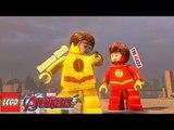 The Flash & Reverse Flash Free Roam in LEGO MARVEL's Avengers MOD
