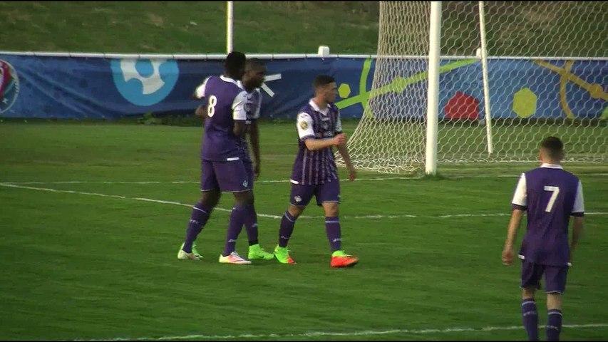 Les buts et l'action du match Toulouse Rodéo/TFC (CFA 2)
