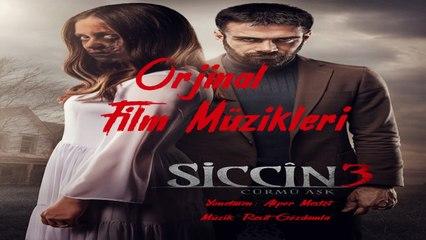 Reşit Gözdamla - Siccin 3 Orjinal Film Müzikleri-Zamanlar