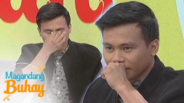 Magandang Buhay: Noven gets emotional with his success