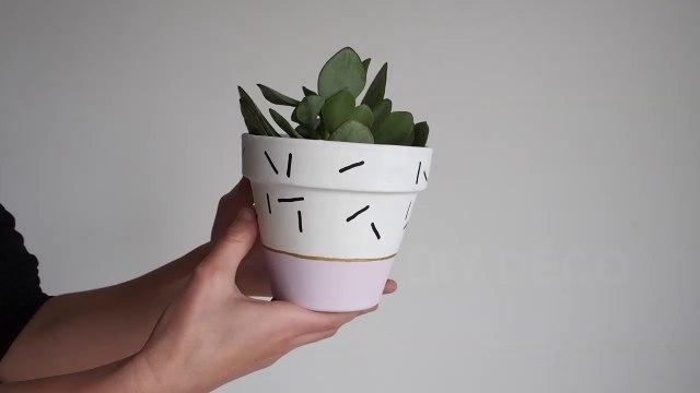 4 idées pour customiser un pot facilement
